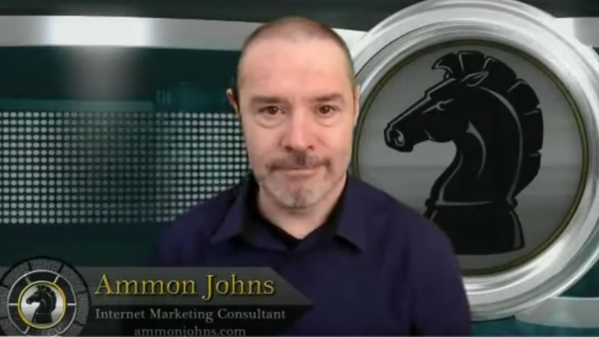 "Ammon Johns – ""SEO in 2020"" – Episode 10"