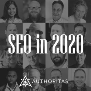 """SEO in 2020"" podcast"