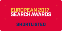 European Search Awards 2017 Shortlist