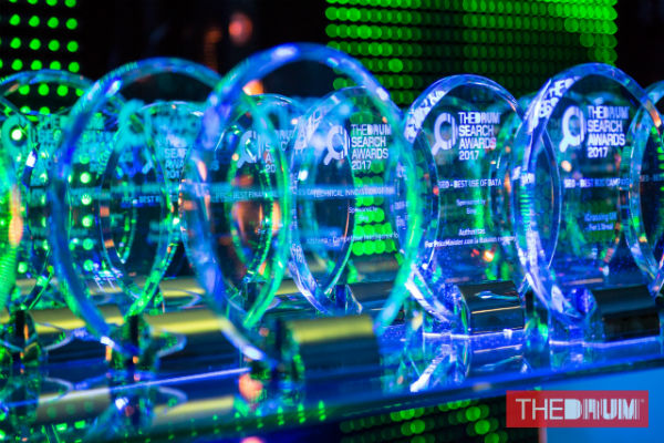 "The Drum Search Awards: ""SEO – Best Use of Data"" Award Win"