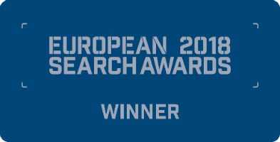 European search award winner 2018