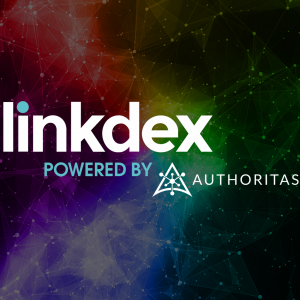 Linkdex powered by Authoritas