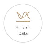 Historic data favicon