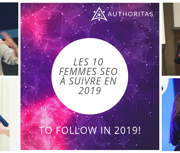Top 10 women in seo