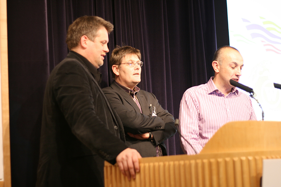 International Search Summit with Dixon Jones, Kristjan Mar Hauksson and Andy Atkins-Krueger