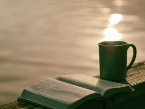 tea cup and book for tea time SEO