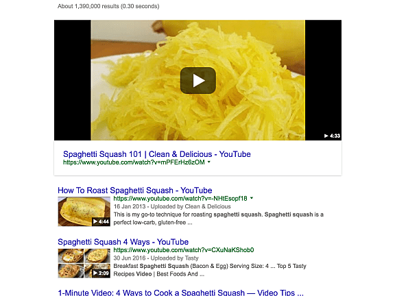 Spaghetti+Squash+video+search